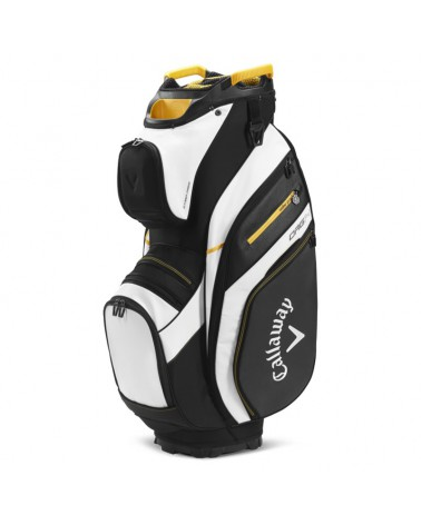 CALLAWAY BAG CART ORG 14 MAVRIK BLACK/WHITE/ORANGE 20