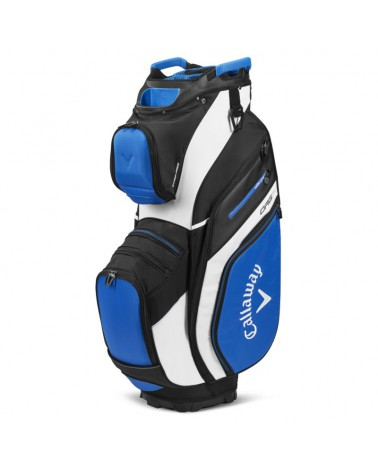 CALLAWAY BAG CART ORG 14 ROYAL/WHITE 20