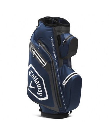 CALLAWAY BAG CART CHEV DRY 14 NAVY/CHARCOAL 20