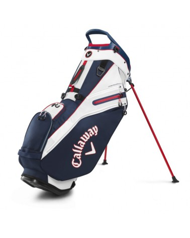 CALLAWAY BAG STAND FAIRWAY 14 NAVY/RD 20