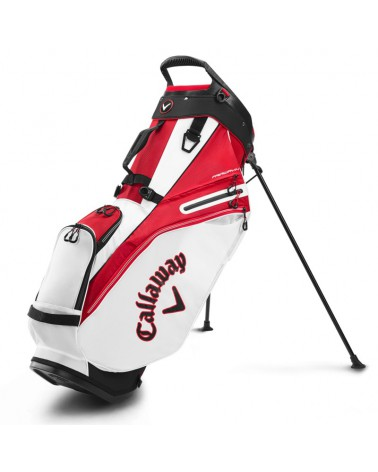 CALLAWAY BAG  STAND FAIRWAY 14 WHITE/RED 20