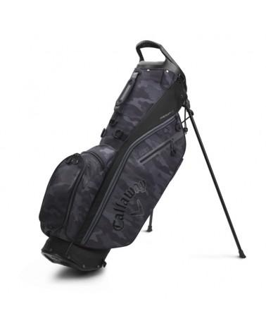 CALLAWAY BAG  STAND FAIRWAY C DOUBLE BLACK CAMO 20