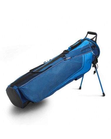 CALLAWAY BAG STAND CARRY+ DOUBLE PENCIL NAVY/ROYAL 20