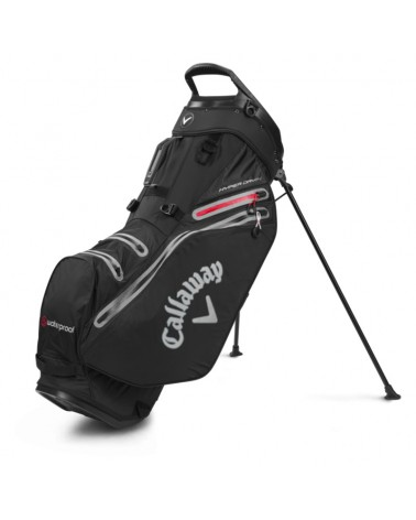 CALLAWAY BAG STAND HYPER DRY 14 BLACK/CHARCOAL 20
