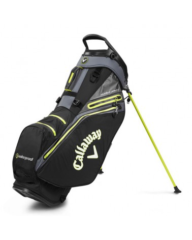 CALLAWAY BAG STAND HYPER DRY 14 BLACK/YELLOW 20