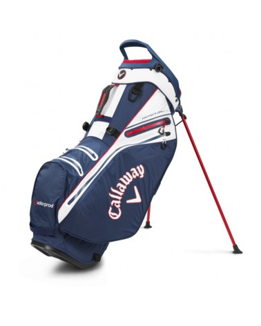 CALLAWAY BAG STAND HYPER DRY 14 NAVY/WHITE 20