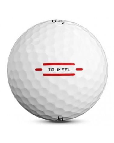 TITLEIST TRUFEEL WHITE
