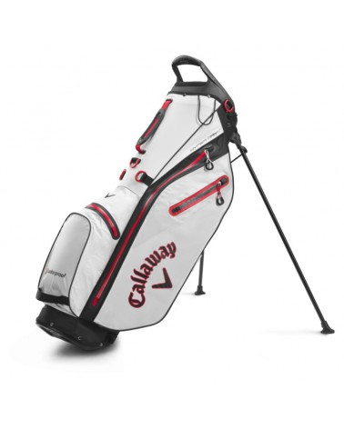 CALLAWAY BAG STAND HYPER DRY C DOUBLE SAND/BLACK 20