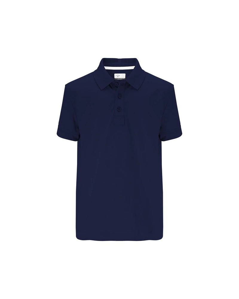 CALLAWAY UK YOUTH MICROHEX SO DRESS BLUES