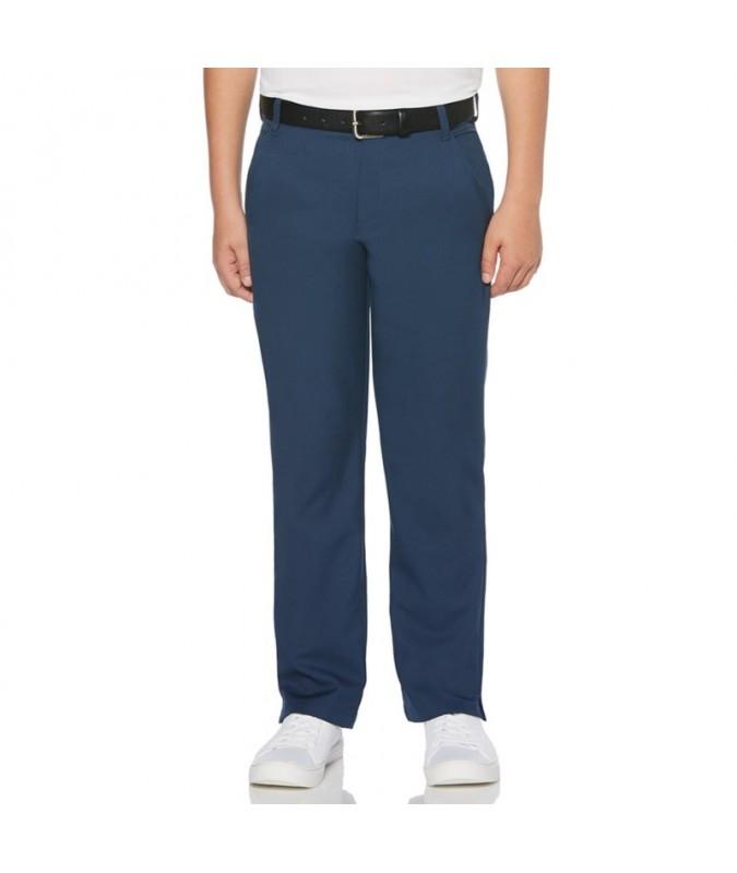 CALLAWAY LTWEIGHT ELASTIC DRESS BLUE