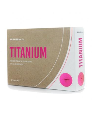 Prisma Titanium Balls Pink
