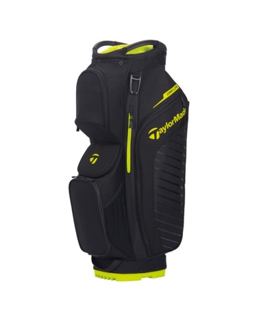 TAYLORMADE CART LITE BLACK/NEON LIME
