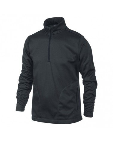 NIKE BOYS TERMAL COVER-UP BLACK