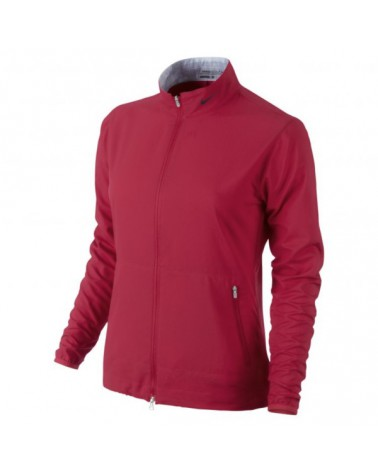NIKE LIGHTWEIGHT FULL ZIP JACKET RED