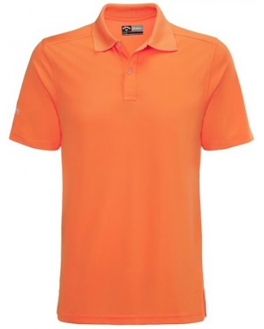 CALLAWAY POLY POLO WITH EMBOSS BIRD OF PARADISE