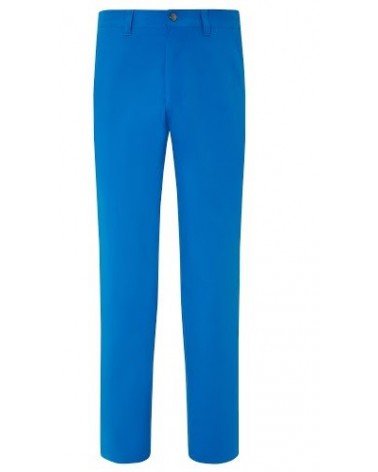 CALLAWAY STRETCH PANT PERFORATED MAGNETIC BLUE