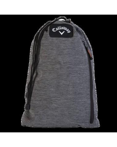 CALLAWAY CLUBHOUSE DRAWSTRING SHOE BAG 16