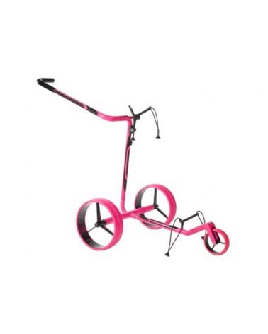 JuCad Carbon Travel Black/Pink