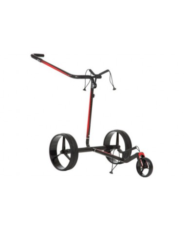 JuCad Carbon Travel Black/Red