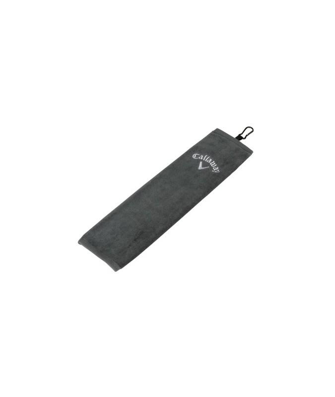 CALLAWAY TOWEL TRI-FOLD CORP 16X21 GRY