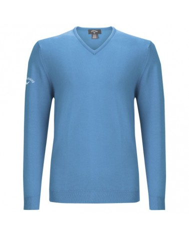 UK 100% COTTON V NECK SWEATER PROVANCE