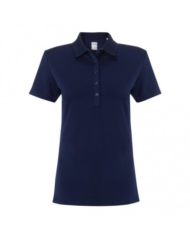 CALLAWAY CORE ESSENTIAL POLO W/ KNIT COLLAR PEACOAT