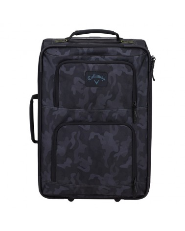 """CALLAWAY CLUBHOUSE 21.5"""" ROLLING BAG CAMOUFLAGE"""