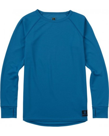 BURTON YOUTH 1ST LAYER SET GLACIER BLUE