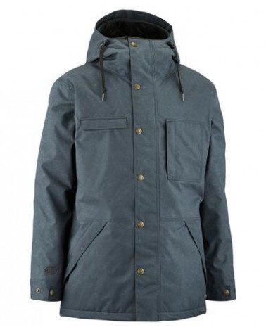 AIRBLASTER GRUMPY JACKET-WAX BLACK
