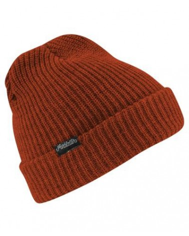 AIRBLASTER COMMODITY BEANIE-RUSTY