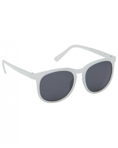 AIRBLASTER POLARIZED SCHOONER SHADES-MATTE CLEAR GREY