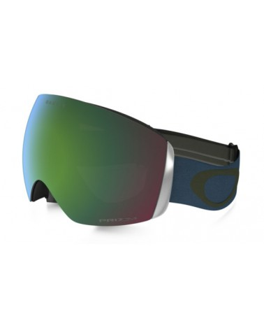 OAKLEY FLIGHT DECK LEGION BLUE GREEN /PRIZM JADE IRIDIUM