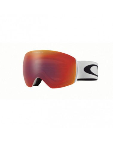 OAKLEY FLIGHT DECK XM MATTE WHITE /PRIZM TORCH IRIDIUM