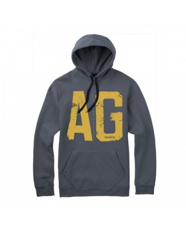 ANALOG AGENT HOODIE FADED