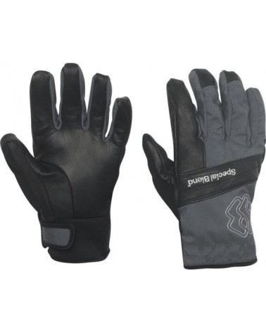 SPECIAL BLEND LEATHER GLOVE GREYSKULL