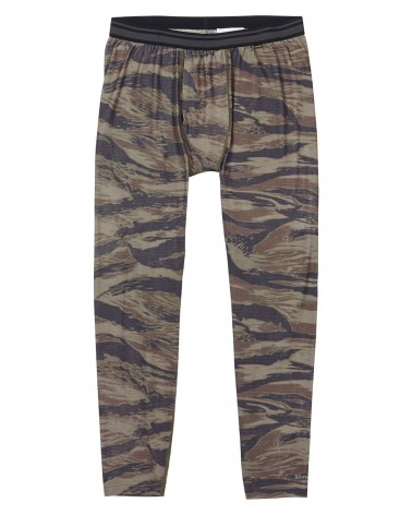 BURTON MIDWEIGHT PANT OLIVE GRN WORN TIGER
