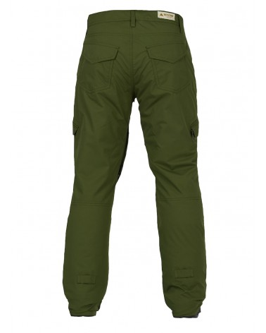 BURTON WOMENS FLY PANT RIFLE GREEN