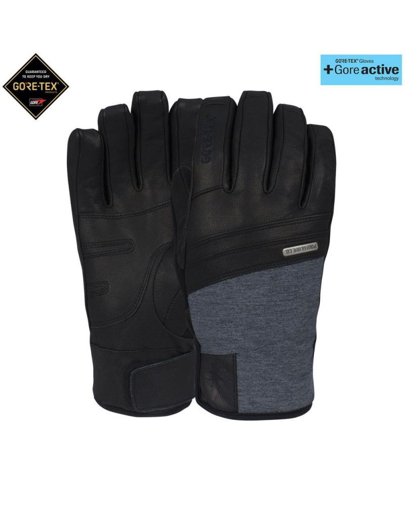 POW ROYAL GTX© GLOVE + ACTIVE BLACK