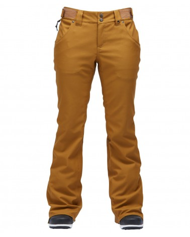 AIRBLASTER MY BROTHERS PANT-GRIZZLY