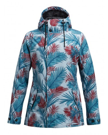 AIRBLASTER POSH PARKA-FADED JUNGLE