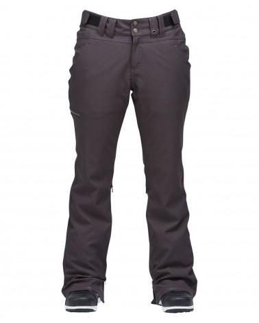 AIRBLASTER SLIM CURVE STRETCH PANT-VINTAGE BLACK
