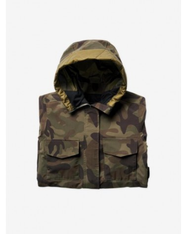 HOLDEN Womens M-65 Field Jacket Camo