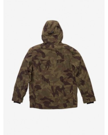 HOLDEN Mens Hooded Deck Jacket Camo