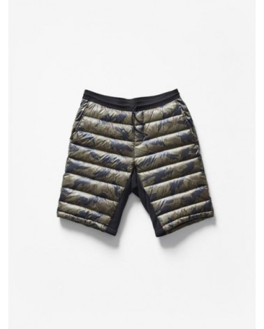 HOLDEN Mens Down Short Camo