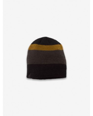 HOLDEN Multi Stripe Beanie Black