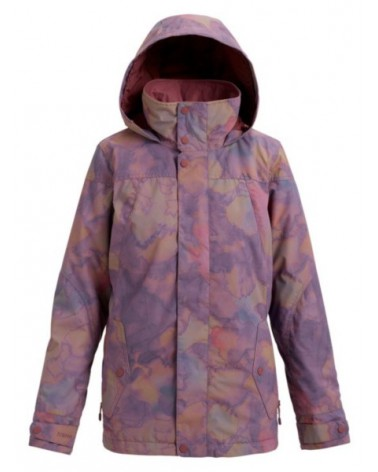 BURTON WMS JET SET JACKET QUARTZ CAMO