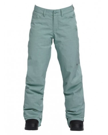 BURTON WMS FLY PANT ABYSS HEATHER