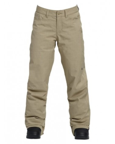 BURTON WMS FLY PANT HAWK HEATHER