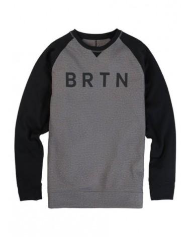 BURTON CROWN BONDED CREW HTRMNT/TRUBLK