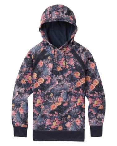 BURTON WMS CROWN BONDED Pullover PRICKLY PEAR